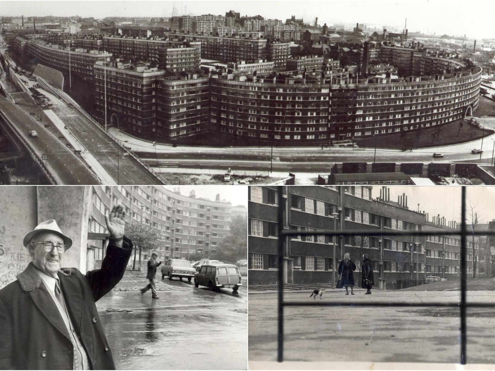 Leeds Quarry Hill Flats In 26 Photos Rise And Fall Of The Uk S Largest Social Housing Complex Yorkshire Evening Post