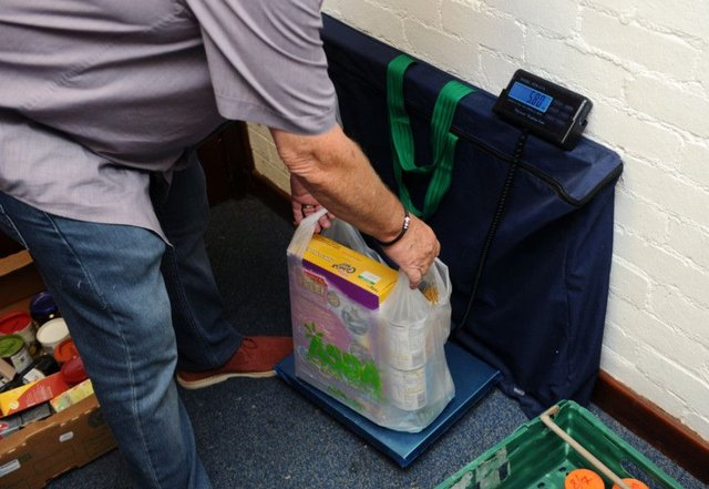 Leeds Foodbanks Hand Out 24000 Parcels To People In Need