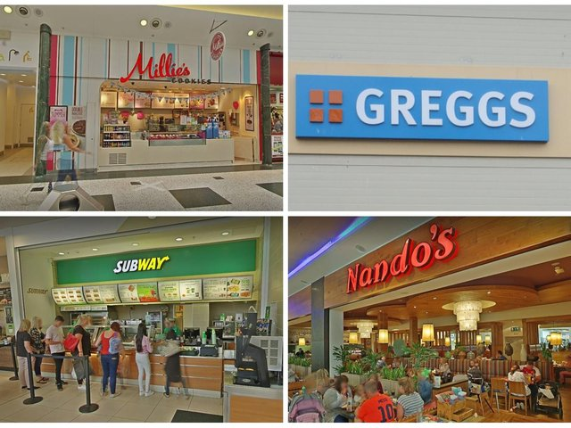 From Greggs To Kfc All The Food Hygiene Ratings From Leeds