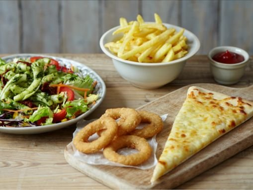 You Can Now Order Pizzas And Desserts From This Asda In