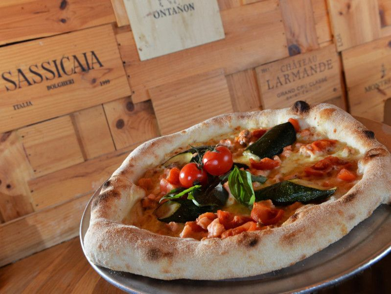 Livin Italy Is Opening A New Pizza And Cocktail Bar In