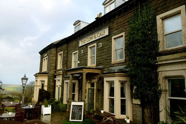 Pub Review The Cow And Calf Ilkley Yorkshire Evening Post