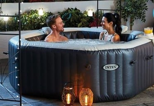 This is how you can get your own private hot tub (Photo: Aldi)