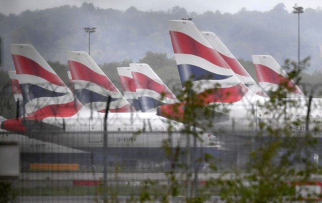 It is expected that visitors to the UK will be asked to quarantine for 14 days at the end of the month (Getty Images)