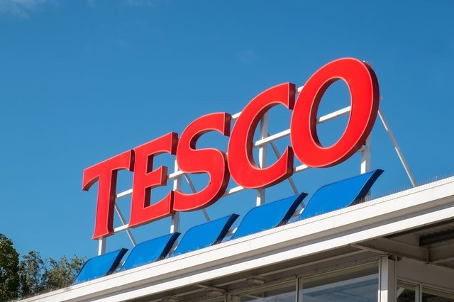 Tesco has released a statement after the supermarket chain was fined £7.56 million for selling out of date food at three of its stores (Photo: Shutterstock)