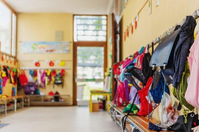 Thirty-nine per cent of parents are not confident that their children's school will remain open for the rest of the year (Photo: Shutterstock)