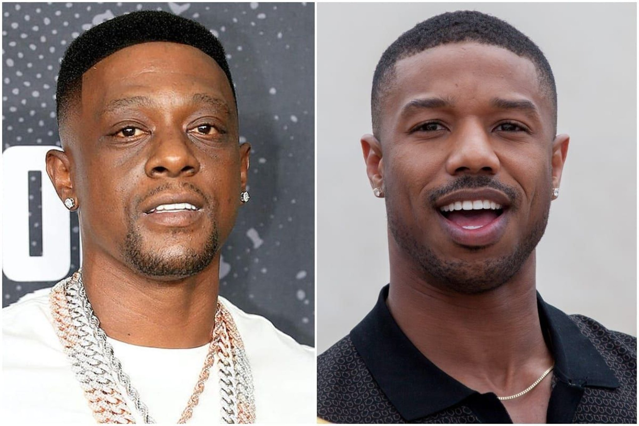 What does the term 'simp' mean and why it was used by US rapper Boosie to describe actor Michael B Jordan