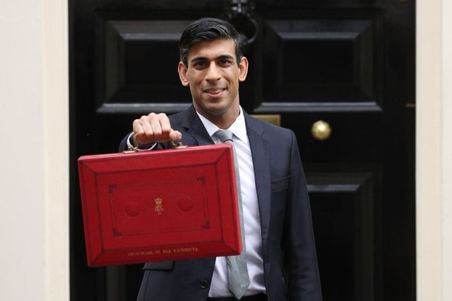 Rishi Sunak will take questions about the UK's budget from the press and public for the first time this week (Photo by Dan Kitwood/Getty Images)