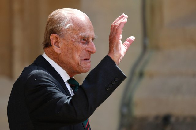 Interesting facts about the Duke of Edinburgh you might not have known (Photo: ADRIAN DENNIS/POOL/AFP via Getty Images)
