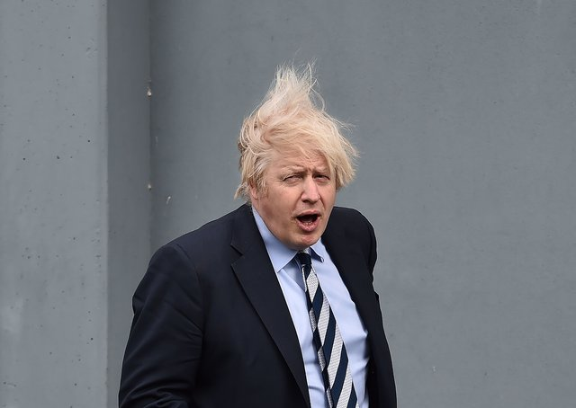 Downing Street has refused to comment on whether Johnson regrets his past language (Photo: Charles McQuillan - Pool / Getty Images)