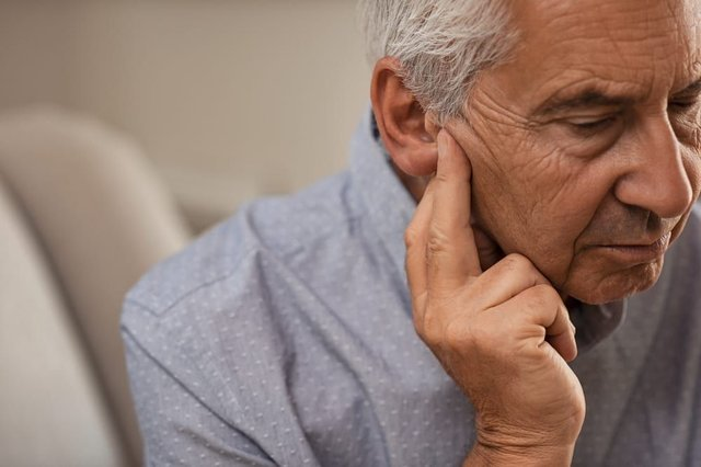 Hearing loss and other auditory problems may be linked to Covid, new research suggests (Photo: Shutterstock)
