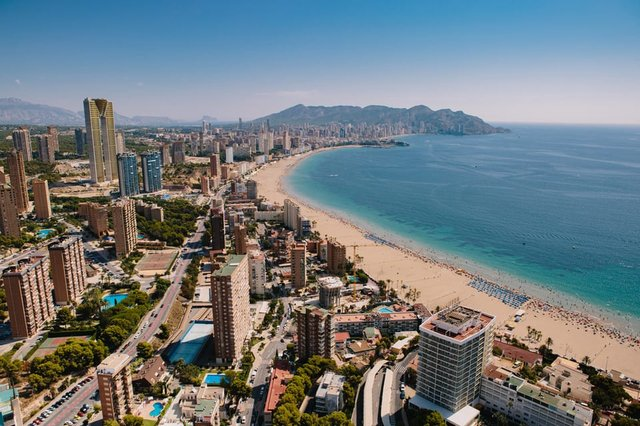 Have you ever been to Benidorm? (Photo: Shutterstock)