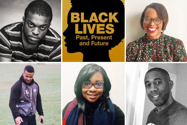 Black Lives: Past, Present and Future is a new podcast series from Laudable