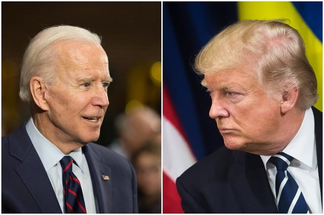 Here's when the next Donald Trump and Joe Biden debate is happening - and how to watch (Photo: Shutterstock)