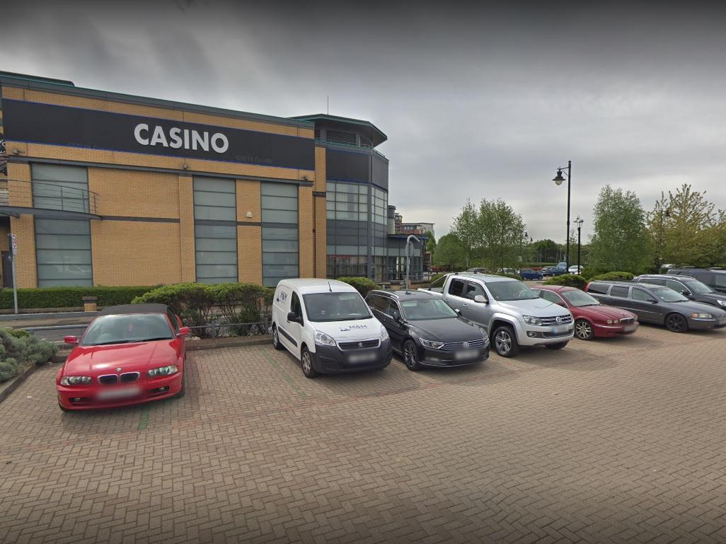 Police in Leeds casino car park following reports of woman being assaulted and dragged into car
