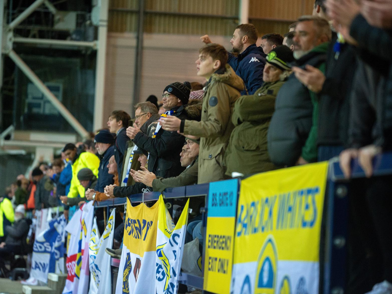 Preston North End 1 Leeds United 1 - Can you spot yourself in our fans gallery?