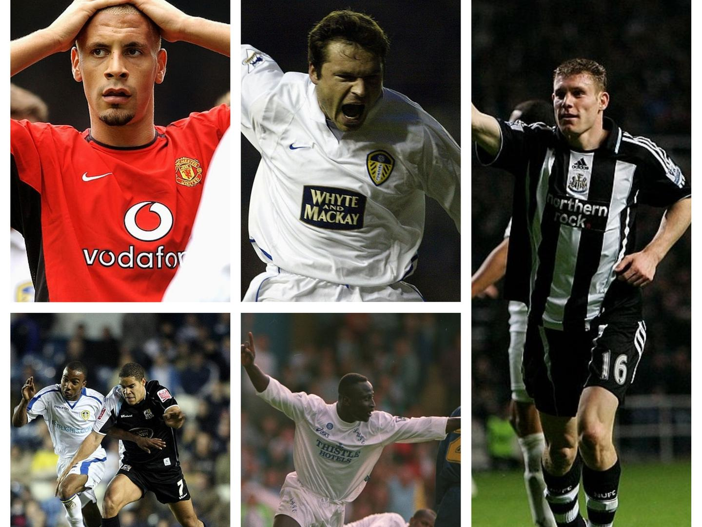 From James Milner to Fabian Delph: The staggering worth of these Leeds United transfers in current market