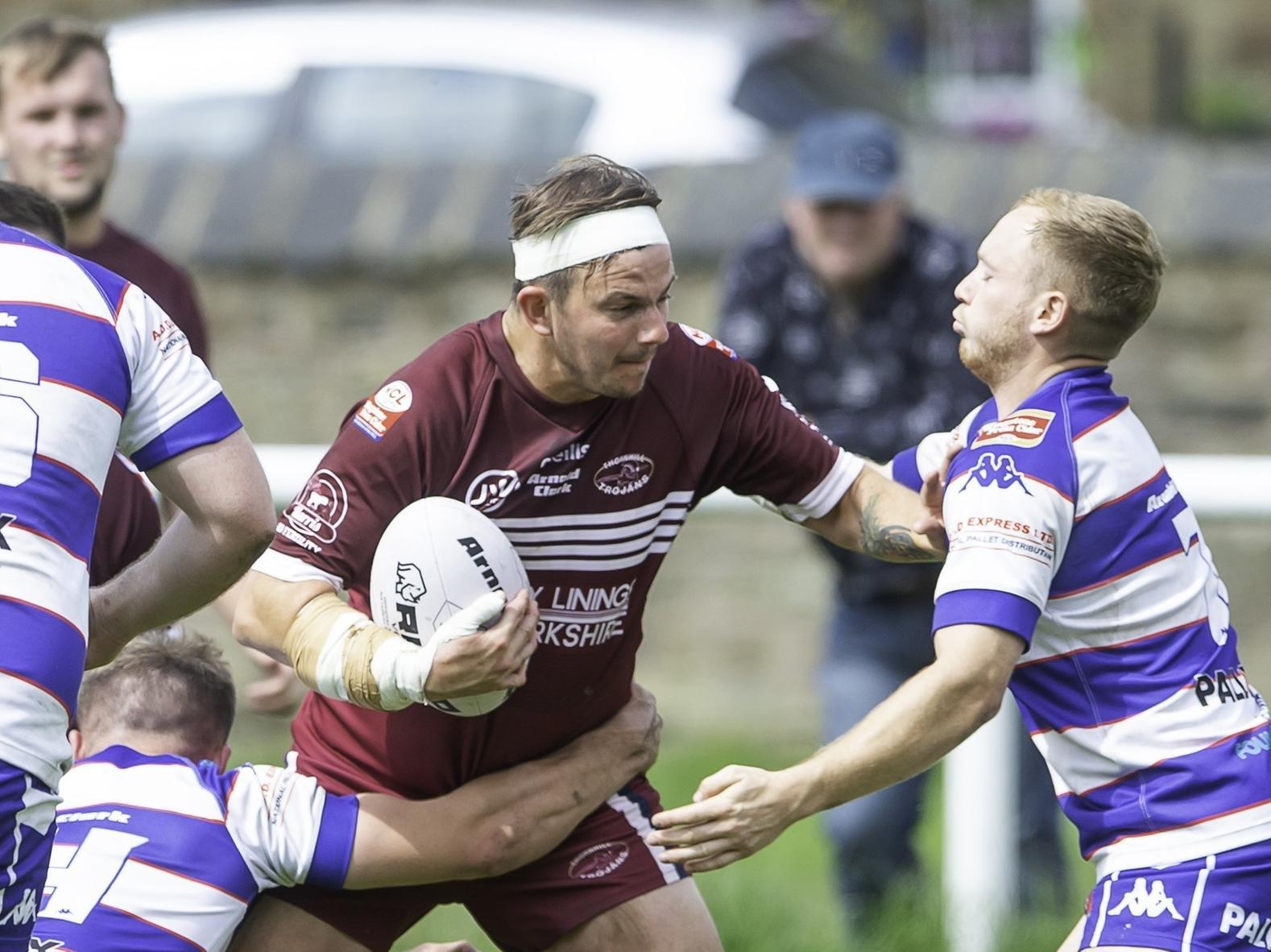 Ex-Hunslet player Danny Ratcliffe appointed coach of Thornhill Trojans - Yorkshire Evening Post