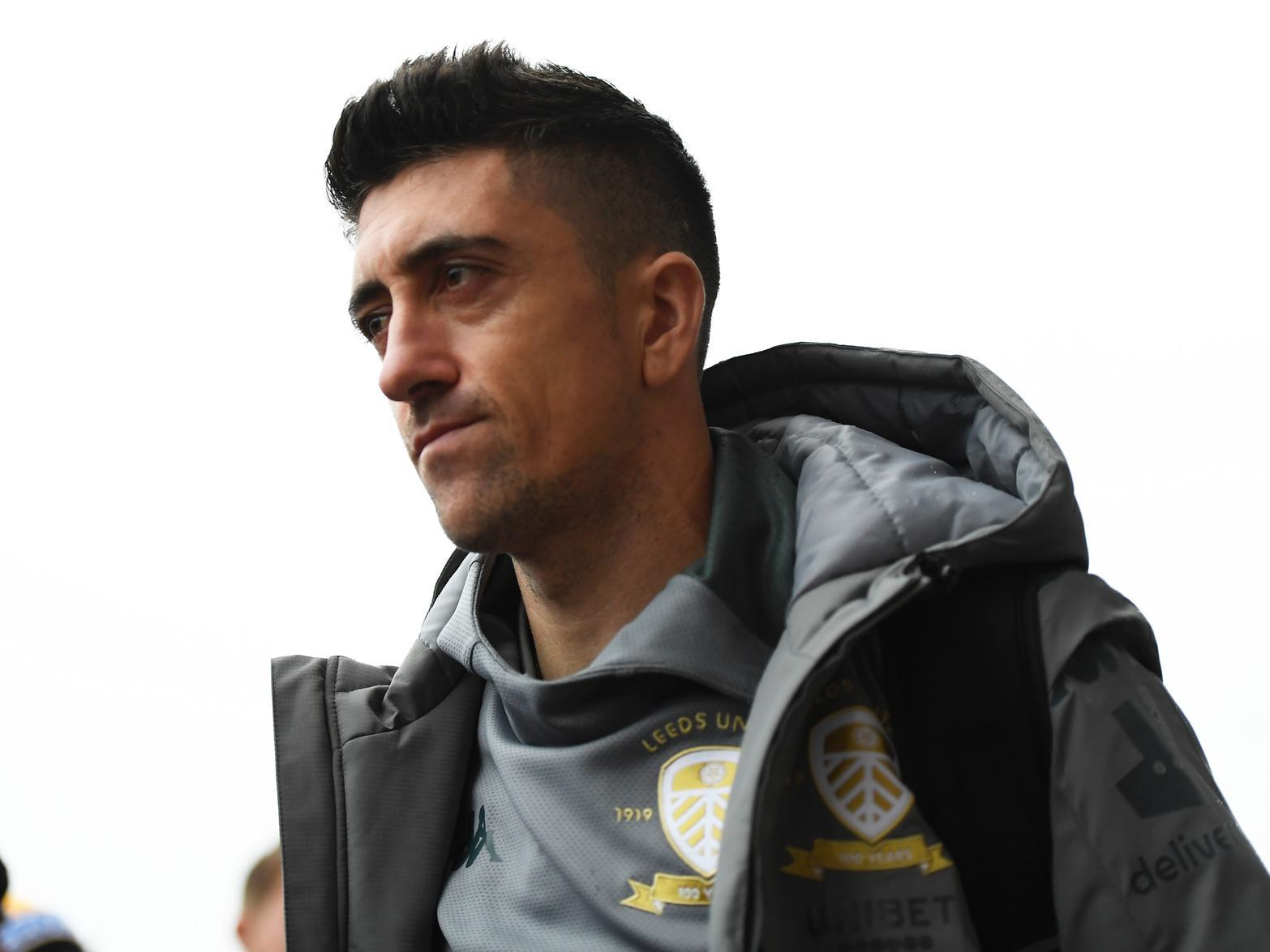 Pablo Hernandez cites key period for Leeds United emerging in wide open push for the Premier League