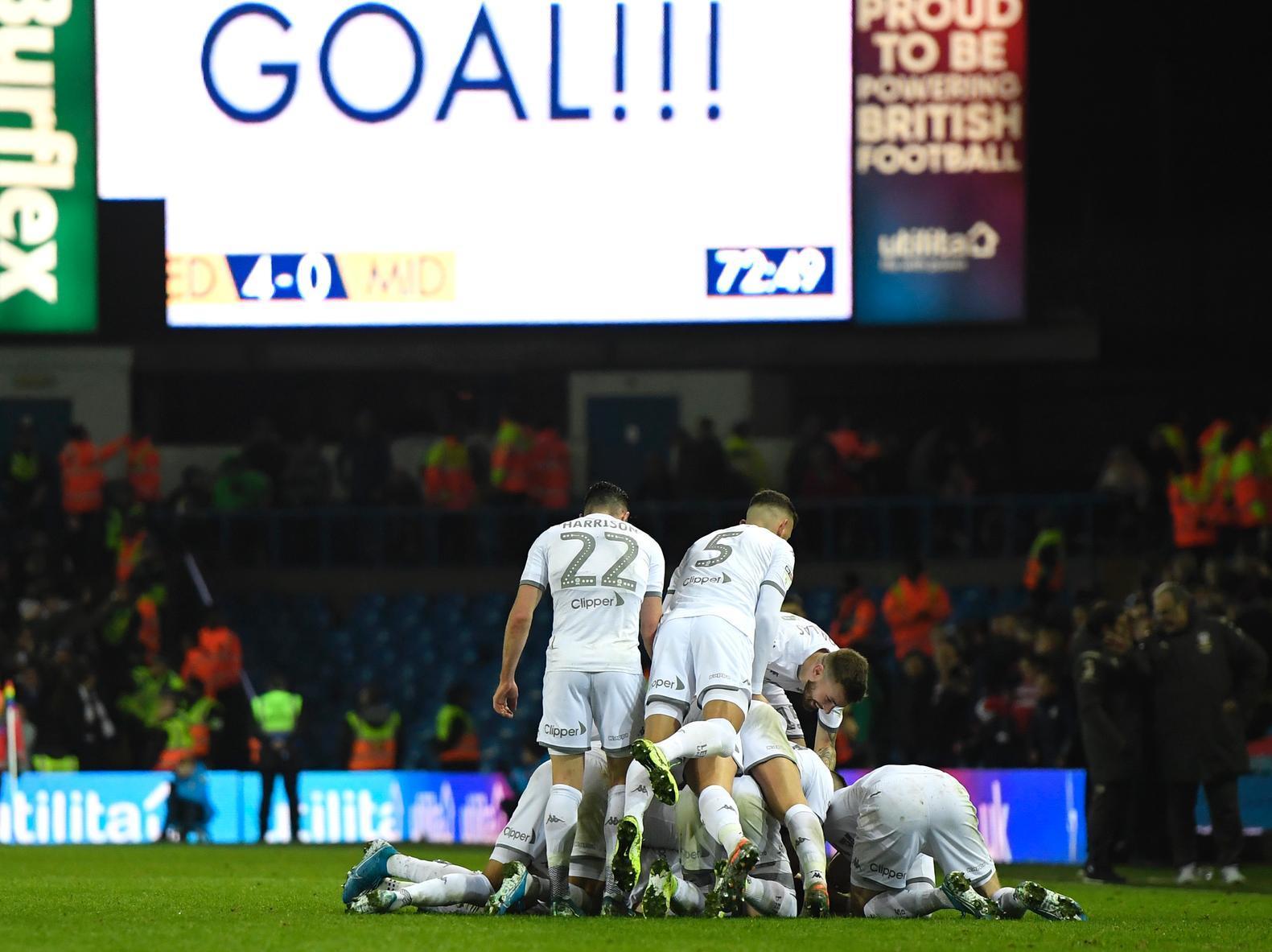 Leeds United 4 Middlesbrough 0 - Graham Smyth's player ratings: Whites produced scintillating Elland Road display