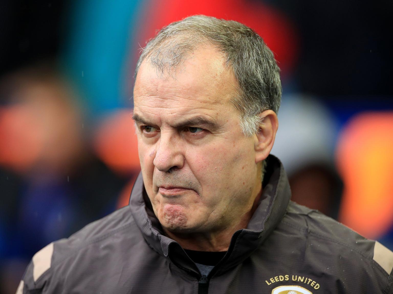 Marcelo Bielsa issues Terriers warning as Leeds United prepare for Huddersfield Town