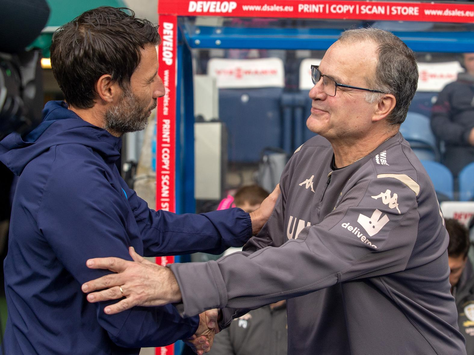 'They won't fall short this season' - Huddersfield Town boss Danny Cowley on 'pioneer' Marcelo Bielsa and his Leeds United side