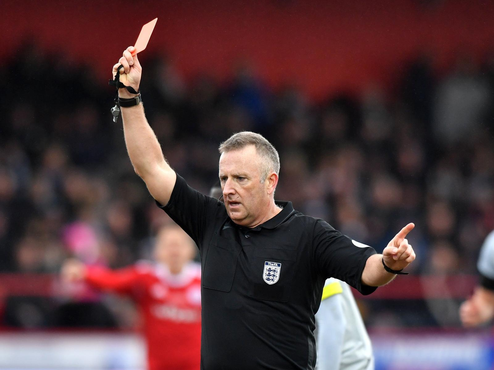 Thieves steal Premier League referee's framed FA Cup Final shirt from his Leeds record store