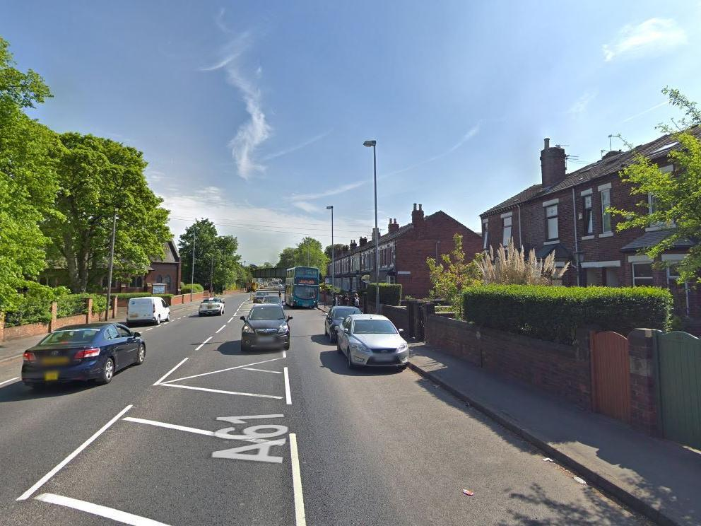 Moped driver critically ill in LGI after Wakefield moped crash