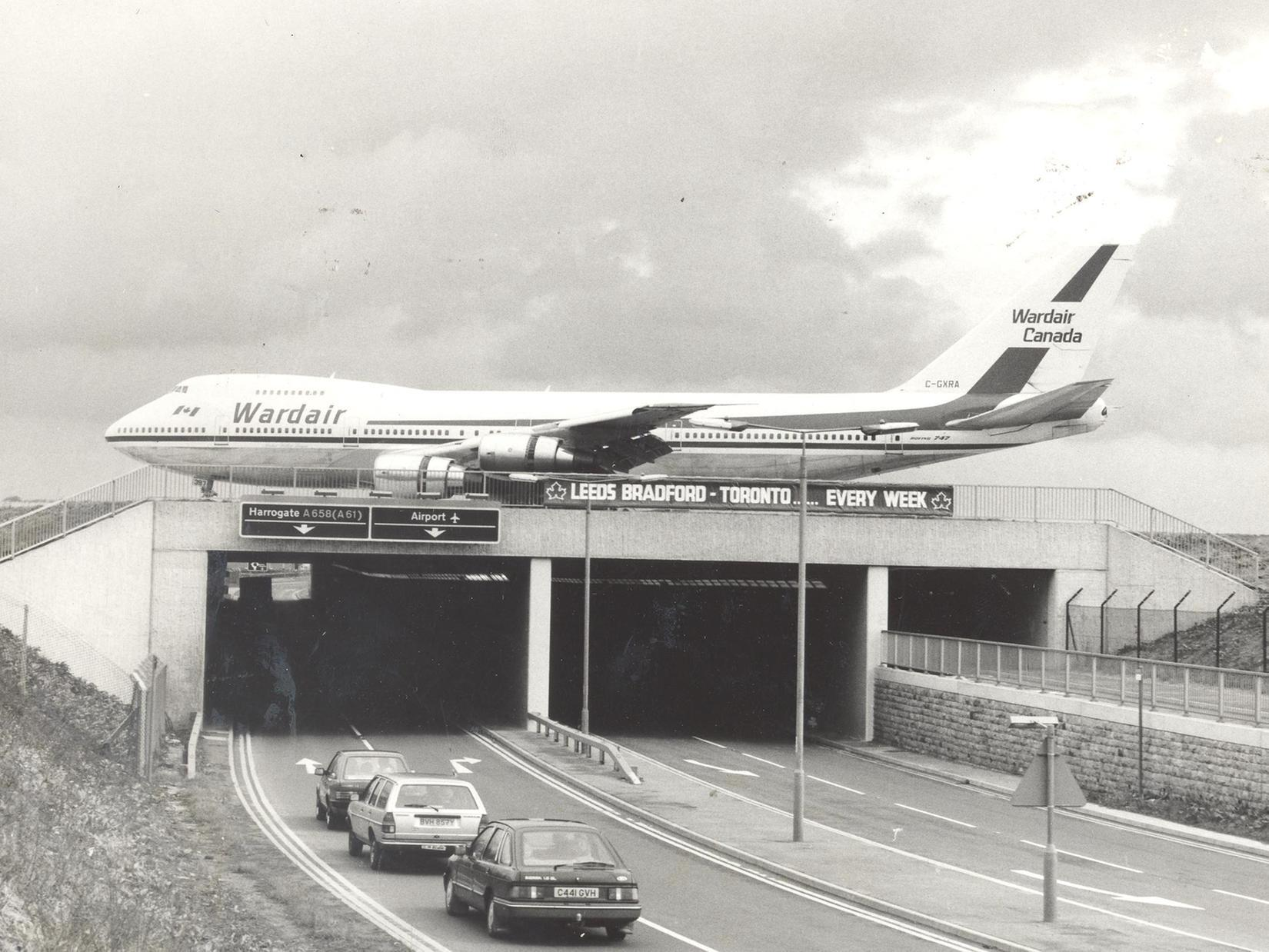 39 unseen photos of Leeds Bradford Airport from the 1980s