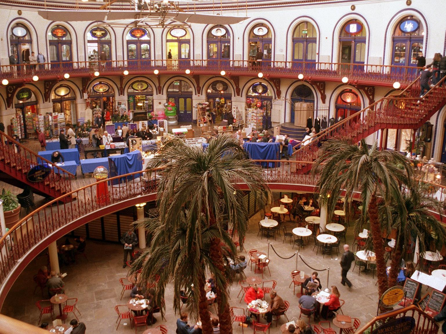 Changing Leeds - Go inside the Corn Exchange during the 1990s and 2000s