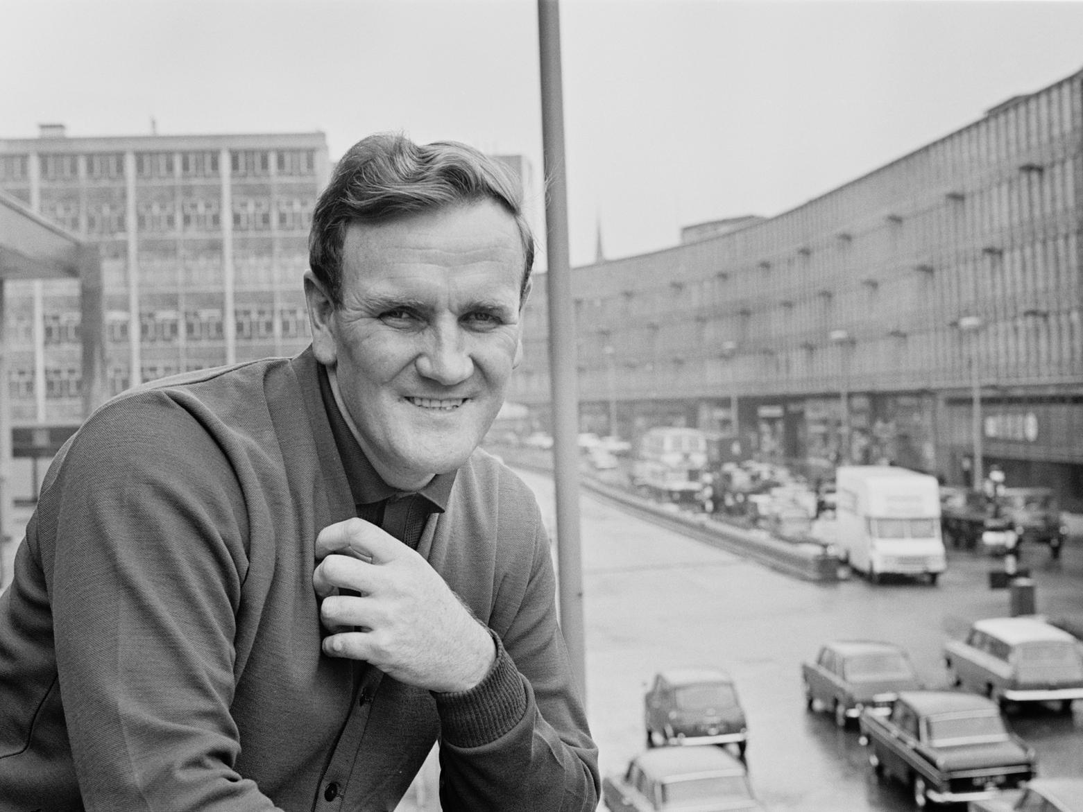 Leeds United in the 1950s & 60s: The photos of John Charles, Don Revie & Billy Bremner that Whites fans will love