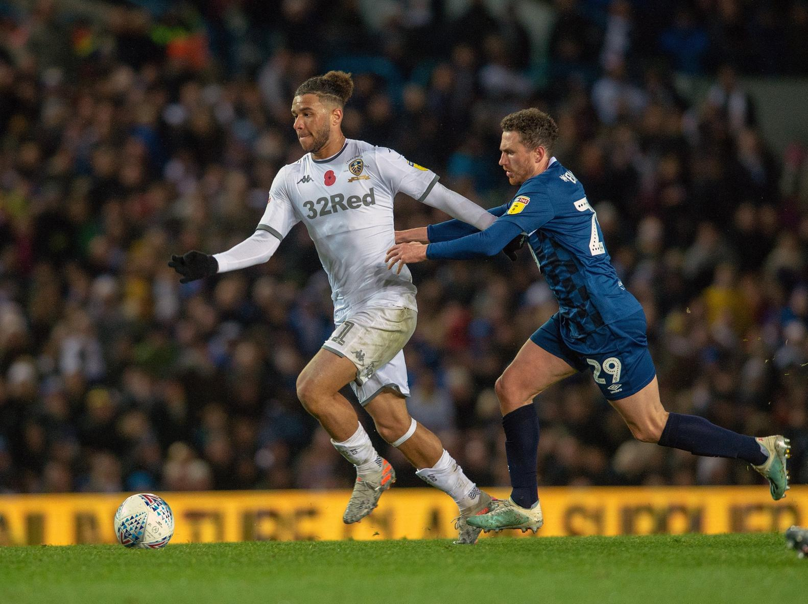 Marcelo Bielsa gives update on Tyler Roberts, Jean-Kevin Augustin and pinpoints Kalvin Phillips solution for Millwall