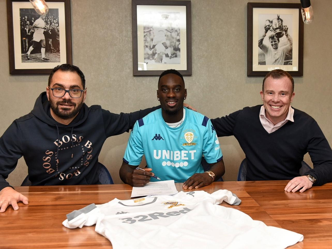 Private jets and adjoining hotel rooms - how Leeds United wrapped up Jean-Kevin Augustin transfer to complete January business