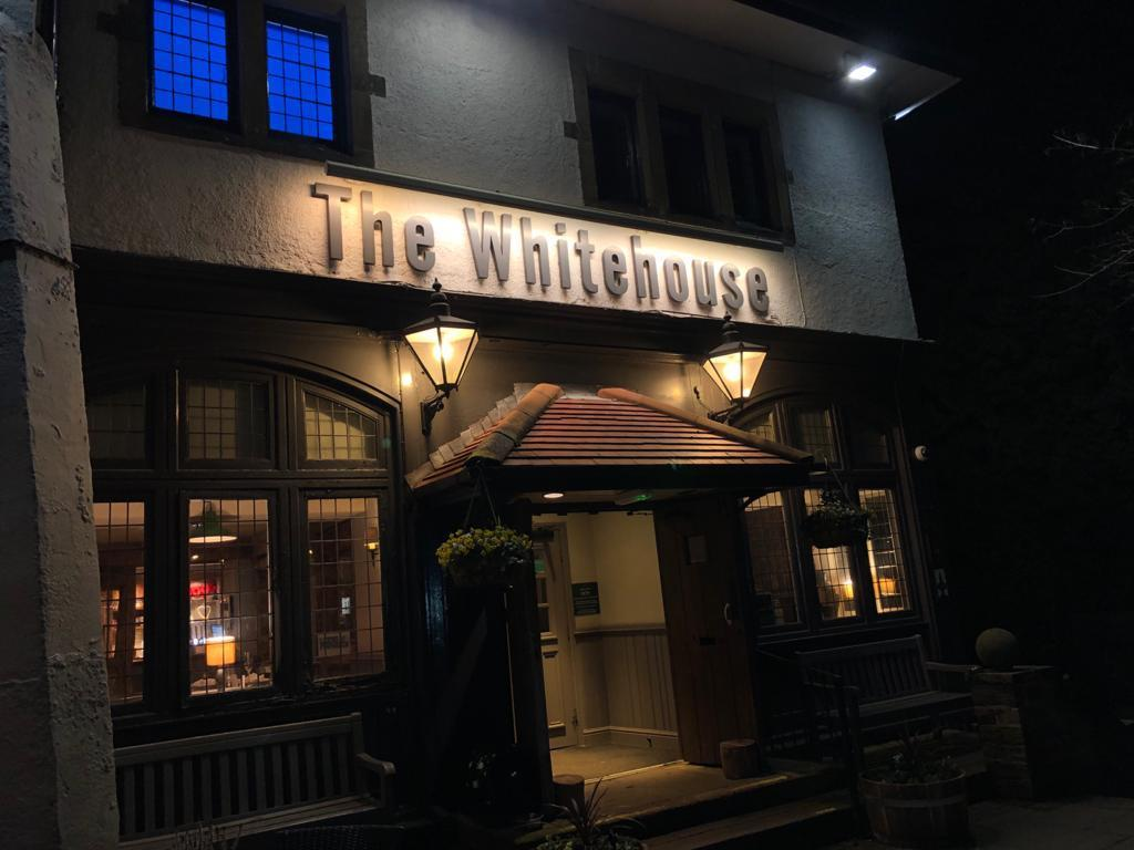 'A magnificent building' - bar review of The White House, Wetherby Road, Leeds