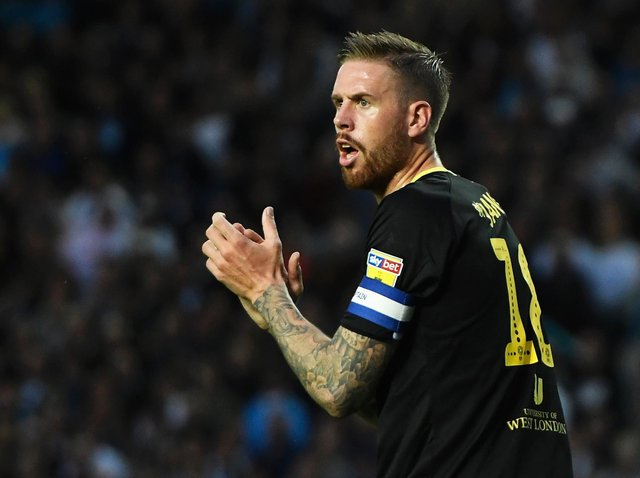 Former Leeds United defender Pontus Jansson. (Getty)