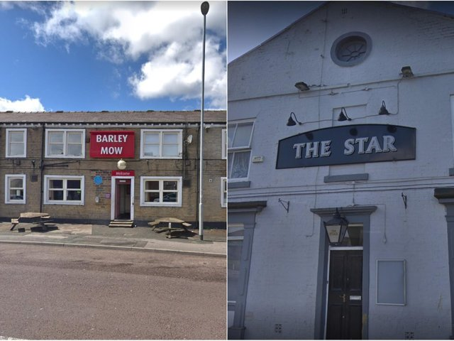 The Star and Barley Mow