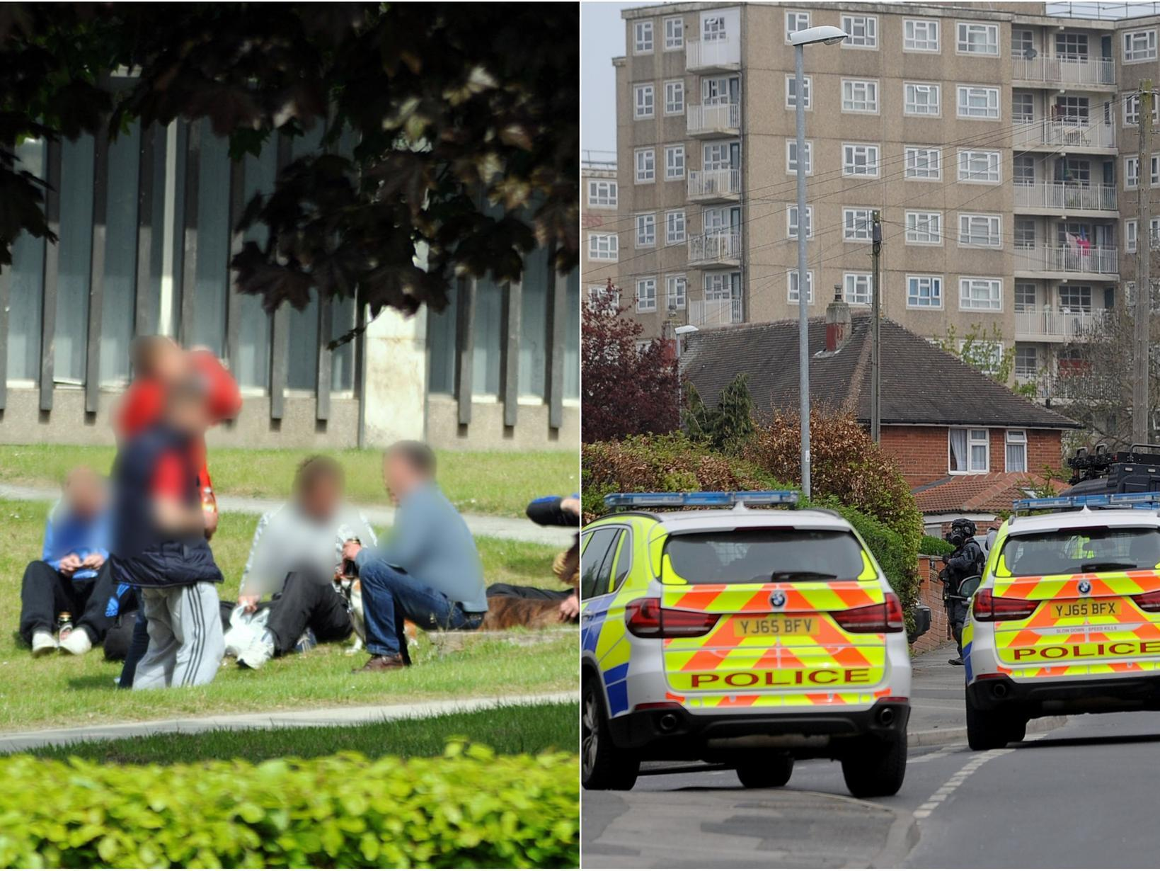 These 11 Leeds areas had the most anti-social behaviour crimes in just one month