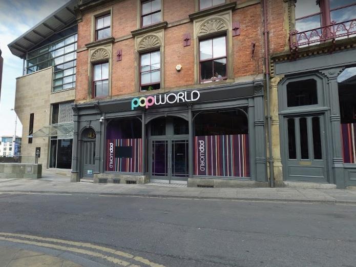 Drunk man took knife to Popworld club in Leeds