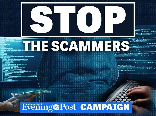 Our Stop The Scammers campaign aims to raise awareness of scams and how to spot them so that our readers can better protect themselves.