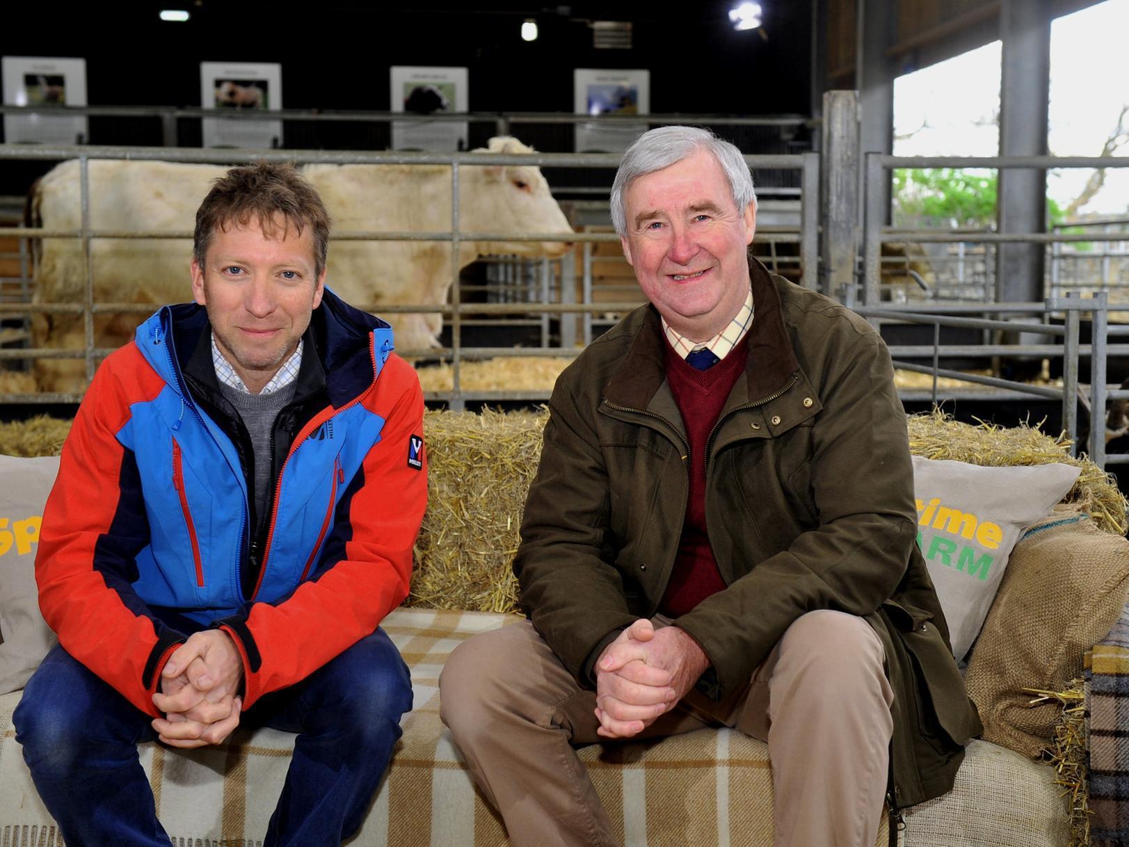 Yorkshire Vet stars Peter Wright and Julian Norton speak ahead of series 10