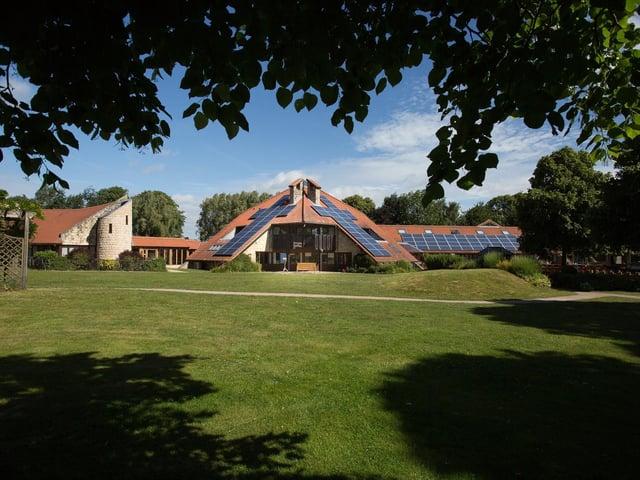 The Martin House hospice.