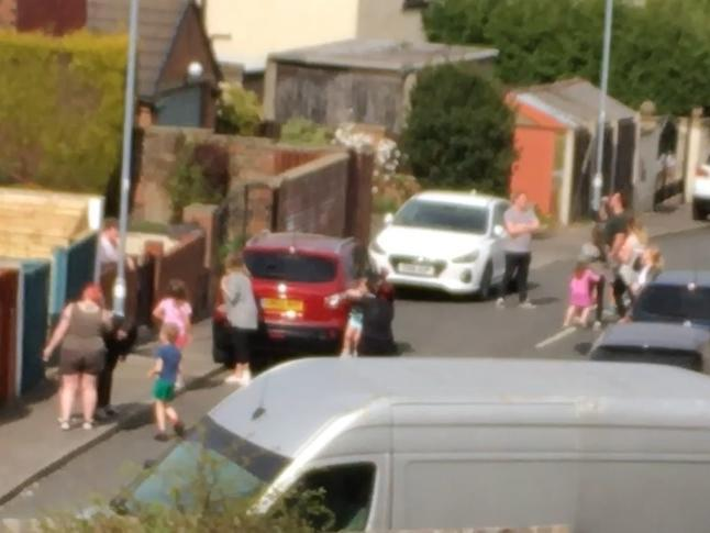 Picture emerges of Leeds weekend street party despite social distancing measures