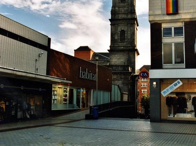 Do you remember Trinity Street Arcade and Burton Arcade? PIC: Leeds Libraries, www.leodis.net