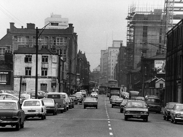Is this the Leeds you remember? PIC: YPN