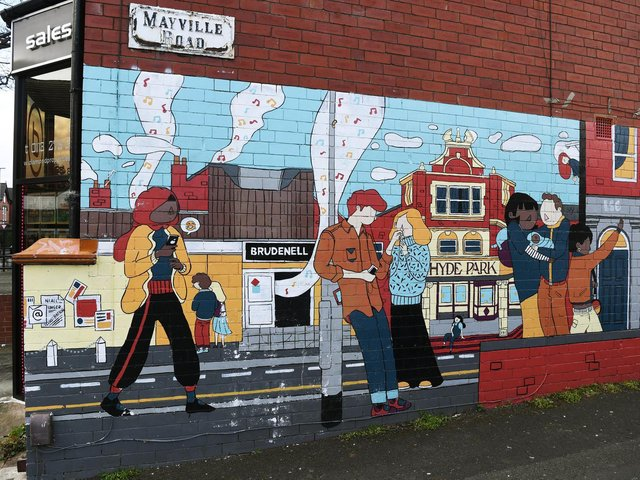 How many of these pieces of street art dotted across the city are you aware of? PIC: Jonathan Gawthorpe