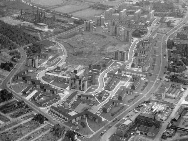 Enjoy these unseen photos of Burmantofts down the decades. PICS:  Leeds Libraries, www.leodis.net