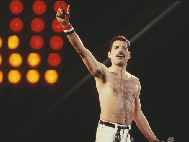 Enjoy this gallery of memories from Queen's concert at Elland Road in May 1982. PICS: Getty