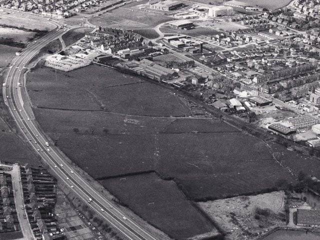 Travel along Stanningley Bypass down the decades. PIC: YPN