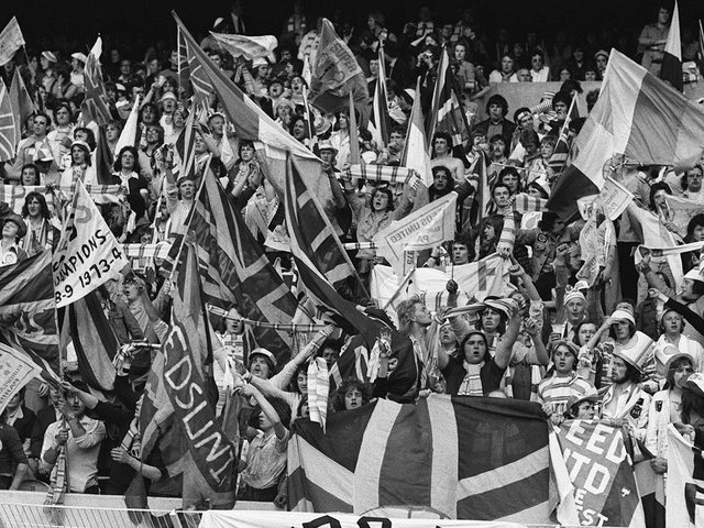 Enjoy these memories charting Leeds United's journey to the 1975 European Cup Final against Bayern Munich in Paris. PIC: YPN