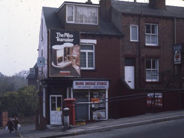 Enjoy these memories of the humble corner shop around Leeds. PIC: Leeds Libraries, www.leodis.net